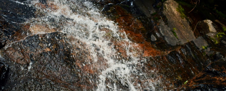 Black Star Canyon Falls Orange County