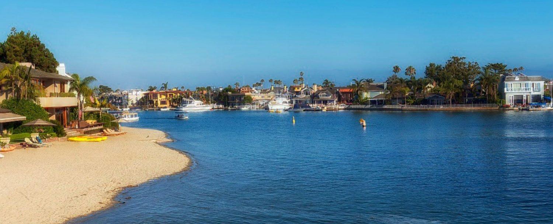 Newport Beach waterways